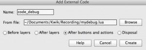 Add_External_Code