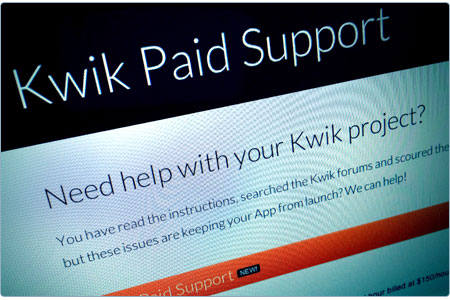 Kwik Paid Support